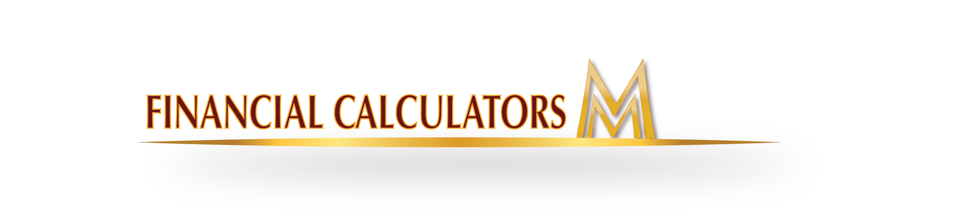financial calculators image