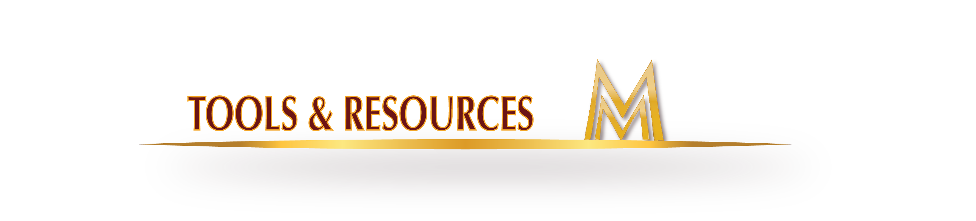 Mason Financial Services Tools and Resources Graphic