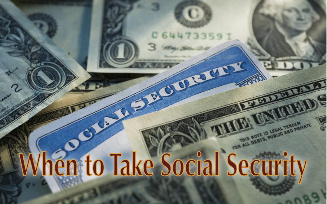What is the Best Age to Start Drawing Social Security?