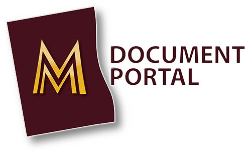 Mason Document Portal
